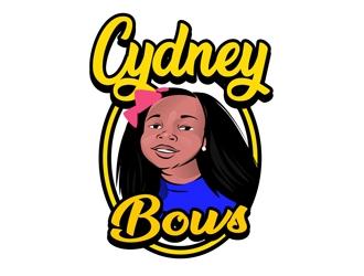 Cydney Bows logo design