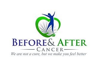 Before & After Cancer logo design