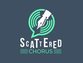 Scattered Chorus logo design