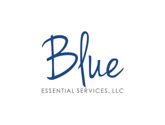 Blue Essential Services, LLC logo design