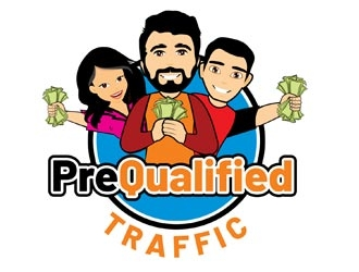 PreQualifiedTraffic.com  or PreQualified Traffic  (Im not sure whether or not I want .com in the logo) logo design
