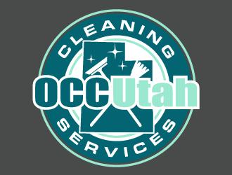 OCC Utah logo design