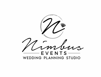 Nimbus Events logo design