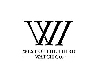 West Of The Third logo design