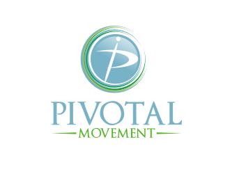 Pivotal Movement  logo design by serprimero