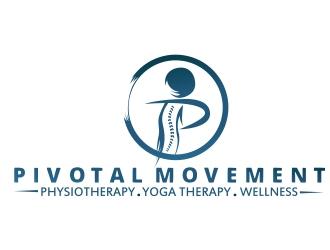 Pivotal Movement  logo design by romano