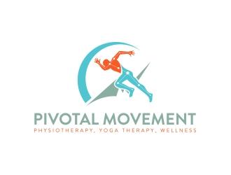 Pivotal Movement  logo design by Akisaputra