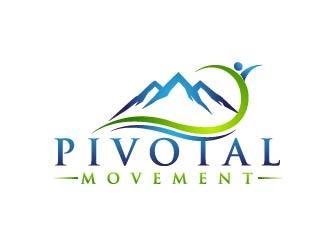 Pivotal Movement  logo design by usef44