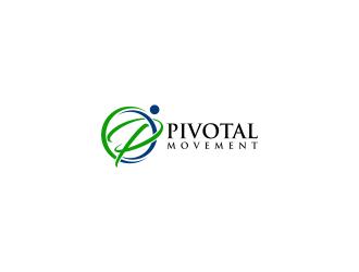 Pivotal Movement  logo design by haidar