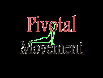 Pivotal Movement  logo design by kitaro