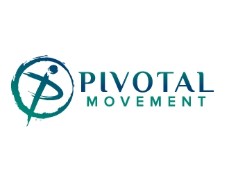 Pivotal Movement  logo design by jaize