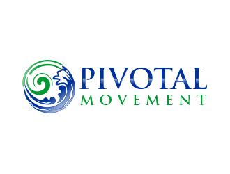 Pivotal Movement  logo design by Gwerth