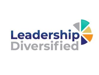 Leadership Diversified! logo design