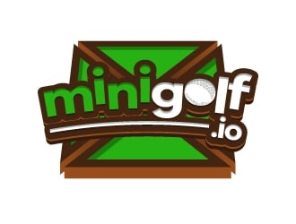 minigolf.io logo design
