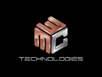 MC3 Technologies logo design