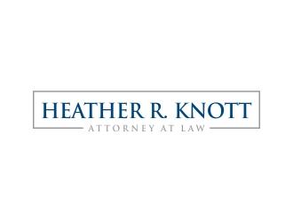 Heather R. Knott, Attorney at Law logo design by excelentlogo