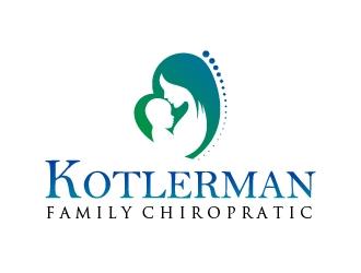 Kotlerman Family Chiropractic logo design