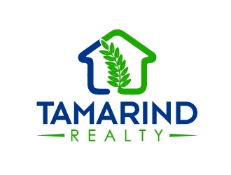 Tamarind Realty logo design