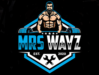 Mrs Wayz logo design
