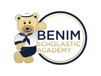 Benim Academy logo design