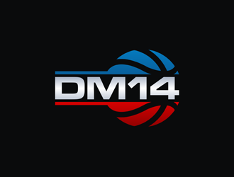 DM14 logo design