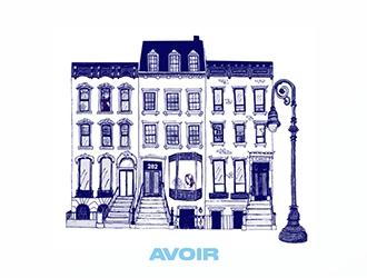 Avoir logo design