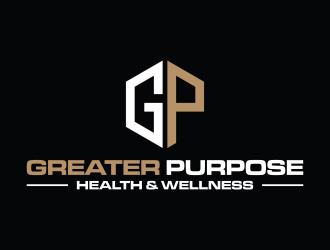 Greater Purpose Health & Wellness logo design