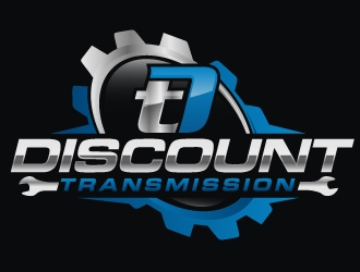 Discount Transmission  logo design winner