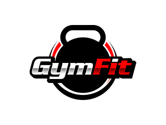 GymFit logo design winner