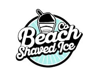 The Beach Company Chill logo design