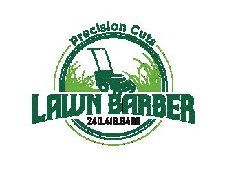 Lawn Barber  logo design