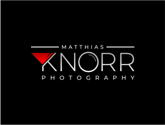 knorr photography logo design