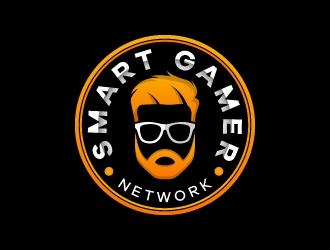 Smart Gamer Network logo design