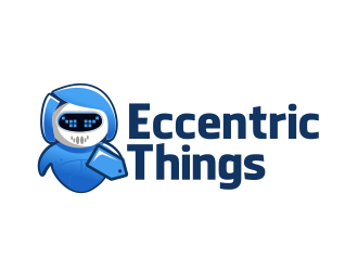 Eccentric Things logo design