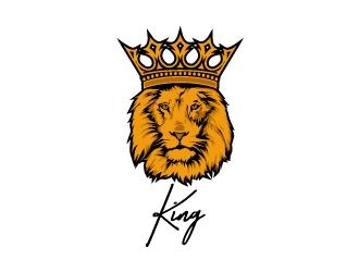 The King Wardrobe logo design