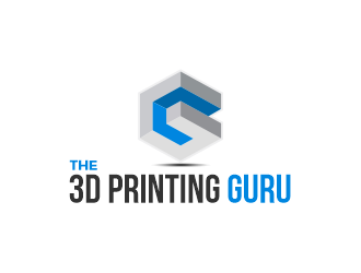 The 3D Printing Guru logo design