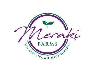 Meraki Micros logo design