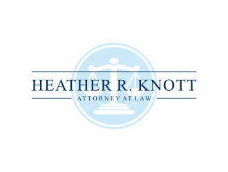 Heather R. Knott, Attorney at Law logo design