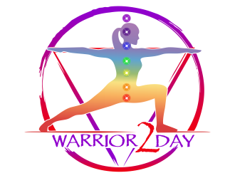 WARRIOR2DAY logo design winner