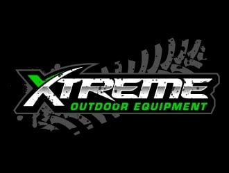Xtreme Outdoor Equipment logo design