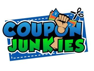Coupon Junkies logo design