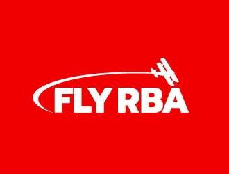 Flyrba logo design
