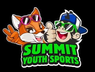 Summit Youth Sports logo design