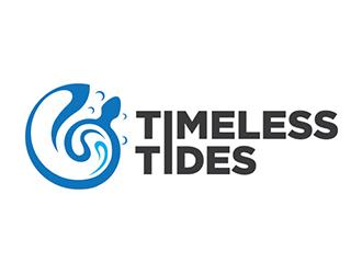 Timeless Tides logo design by gogo