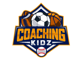Coaching Kidz logo design