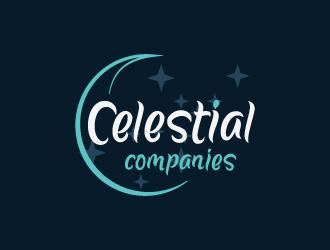 Celestial Companies logo design by Dawn