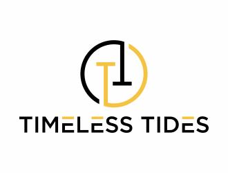 Timeless Tides logo design by hopee