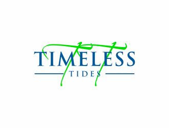Timeless Tides logo design by menanagan