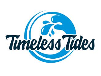 Timeless Tides logo design by kunejo