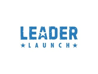 LeaderLaunch logo design